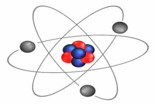 space inside an atom