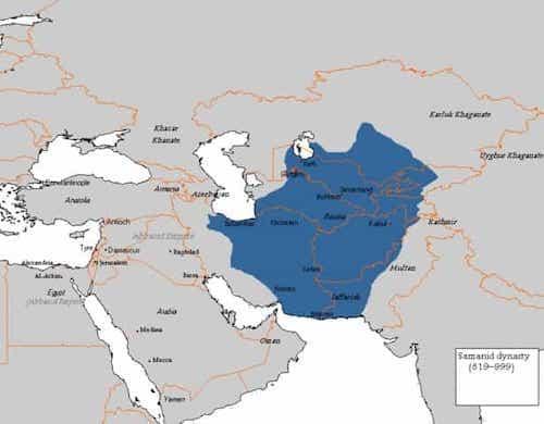 samanid dynasty history