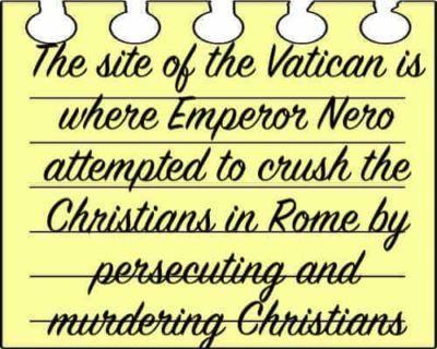 Vatican City Site