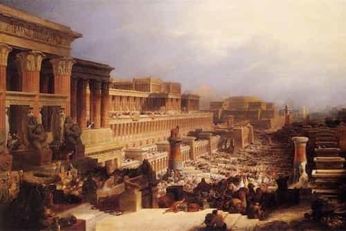 exodus of Israelites