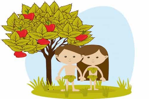 Adam Eve Tree