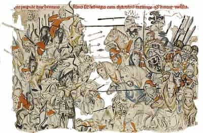 Mongols at war
