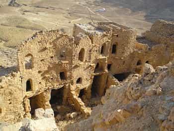 Sodom & Gomorah Ruins