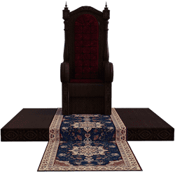 Throne of a King
